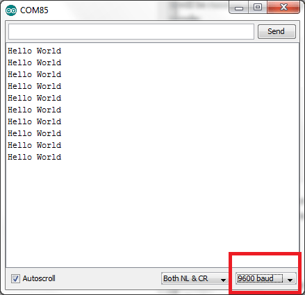 how to find what com port usb is using